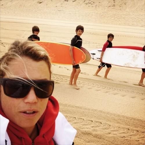 Stage de surf - ZABOU SUR SCHOOL