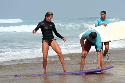 Surf coaching - ZABOU SUR SCHOOL