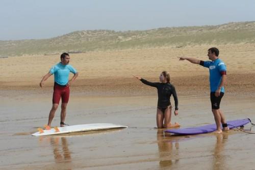 Cours de Surf - ZABOU SURF SCHOOL